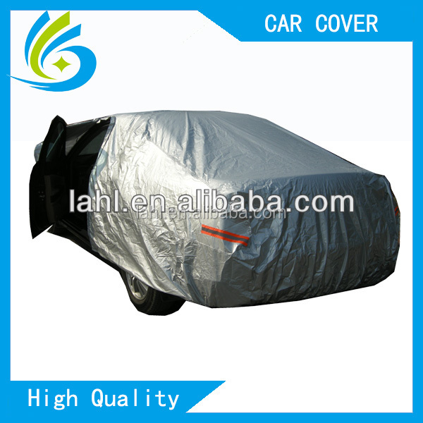 snowproof sun protection folding car cover