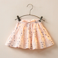 2016 hot sale summer new korean lovely mini girls skirts, beautiful girls short skirts in stock width wholesale price