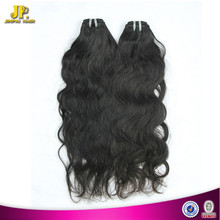 JP Hair Top Quality Dyeable Virgin Natural Wave 100% Raw Brazilian Hair
