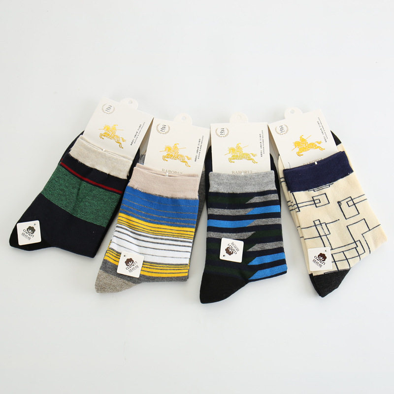 2016 hottest fashion style man printing sock manufacturer with cheap price and high quality