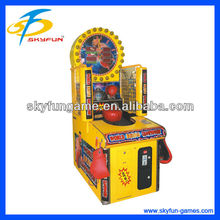 World Boxing Championship electronic ticket machine