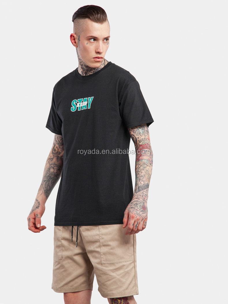 Casual Style Fashion Mens T Shirt High Street Wholesale