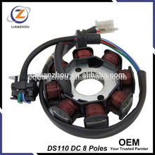 OEM Motorcycle Magneto Coil DS110 DC 8 Poles