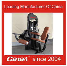 MT-7018 Ganas Fitness equipment Seated Leg Curl Exercise trainer with Matte frosting coating
