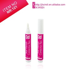 Acetone free nail polish corrector pen express fast acting private label nail polish remover