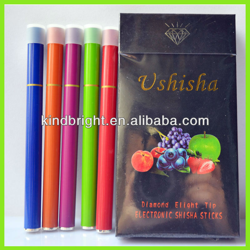 fruit flavor disposable e-cigarette
