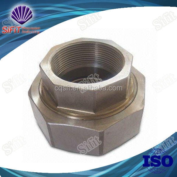 Fabrication Service Machining Motorcycle Hot Forging Parts