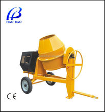 CM350D(E) self loading central concrete mixer tractor mounted cement mixers