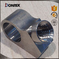 cast stainless steel professional cnc machining service auto industry machinery