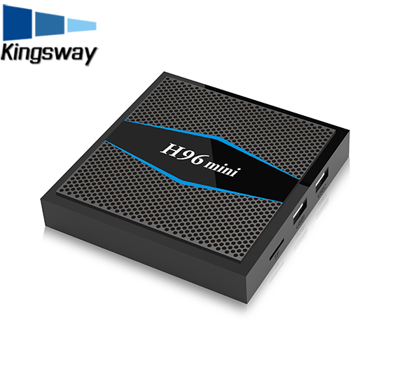 Most popular in current android tv box market H96 mini smart media player Amlogic S905W android 7.1 dual band <strong>wifi</strong> bt4.0 top box