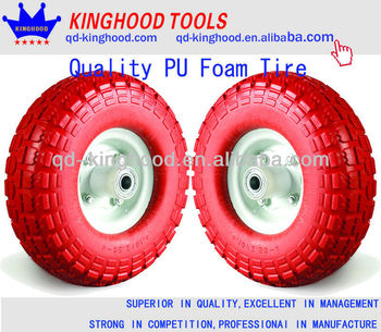 10 inch rubber wheel