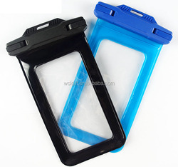 New Arrival Unique Design Waterproof Cover for Bicycle with Fashion Clips for iPhone 7 8 X