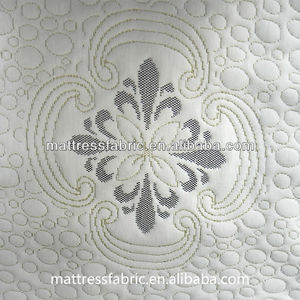 CY3103 jacquard Knitted Mattress Fabric