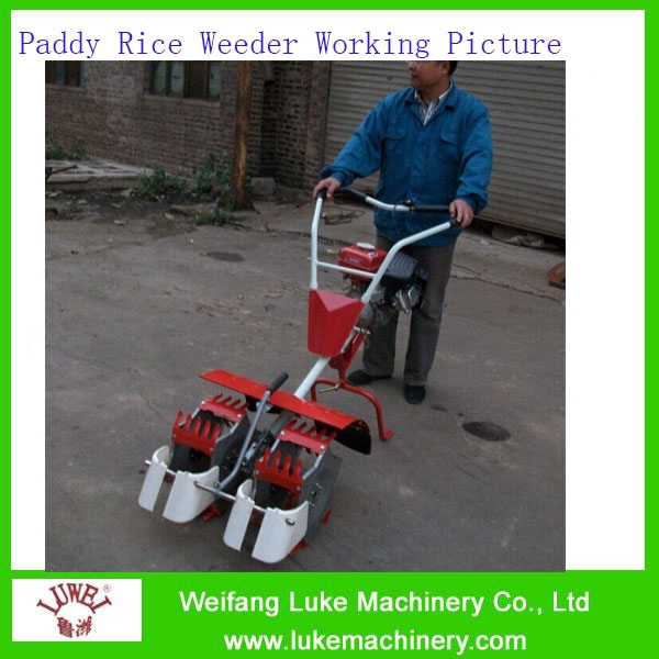 Paddy Field 2.2kw Mini Rice Power Weeder