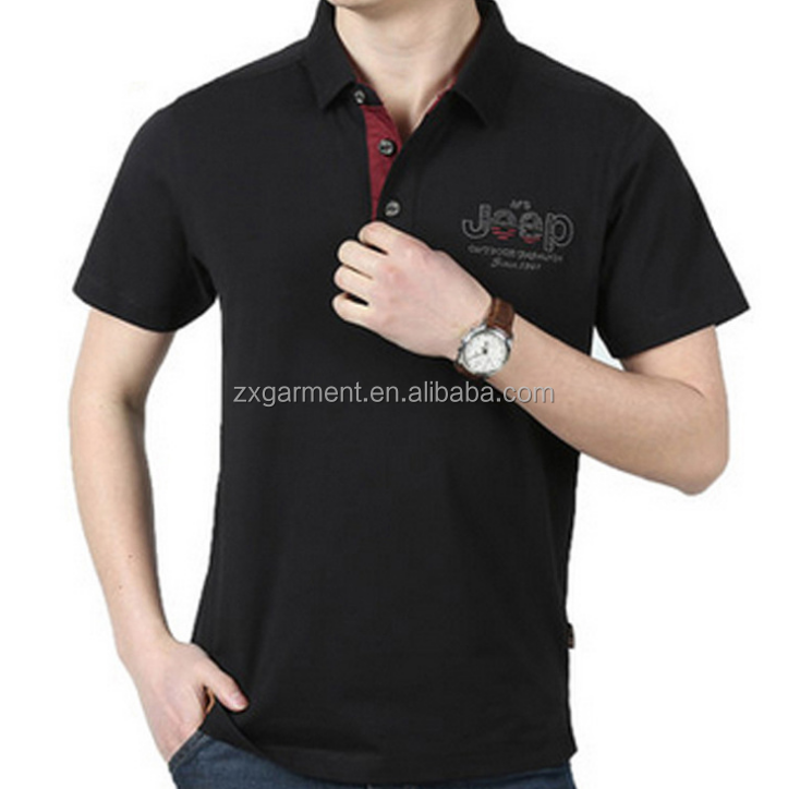Cotton Pique Polo Shirt,Men Polo T Shirt,Short Sleeve Polo-shirt