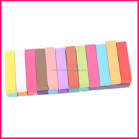 Hot selling colorful powder temporary hair tint hair chalk 4.2cm use for party and activities