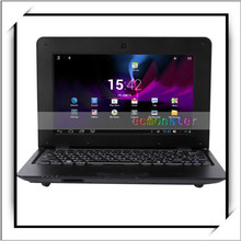 "China Cheap Popular 1GB 10.1"" VIA8880 Dual Core Android 4.2 Mini Laptop Netbook 3G USB Dongle Black"