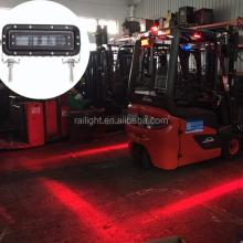 HOT SALE Forklift LED Red Stripe Zone Warning Light,blue led forklift light