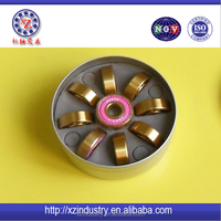 Golden supplier ZrO2 Si3N4 ball ceramic bearings 608z