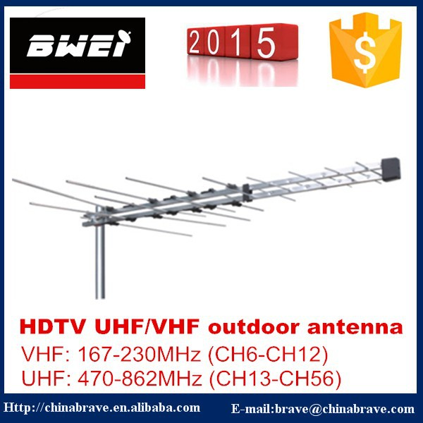 32 elements vhf&uhf outdoor HDTV tv antenna parts