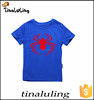 New Baby Boys Short Sleeve Spider T Shirt Boy / Kids Summer Cotton Spider Tshirt