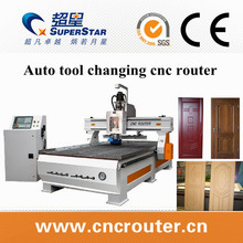 high quality cnc wooden machine woodworking tools and equipment