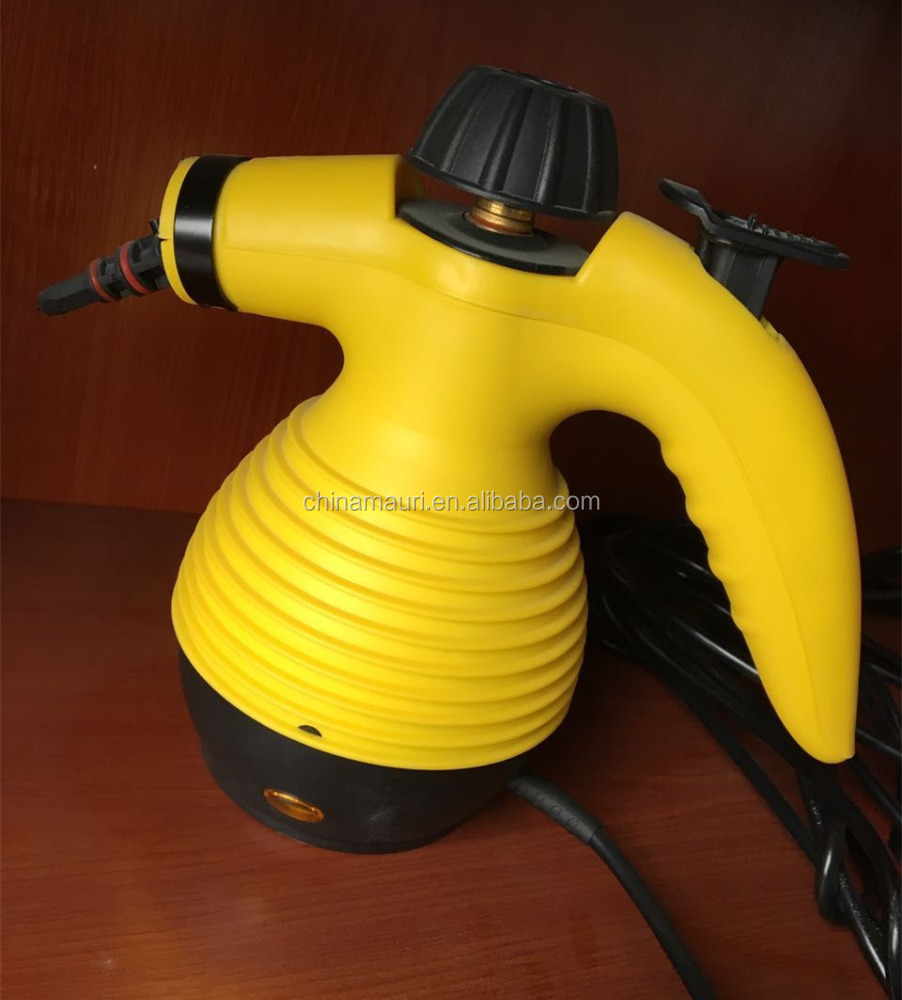 Factory supply home safety handheld jet steam cleaner for EUROPE USA UK JAPAN CANADA