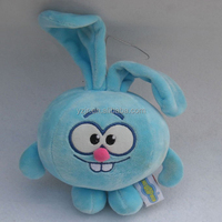 blue rabbit plush toys bunny toys