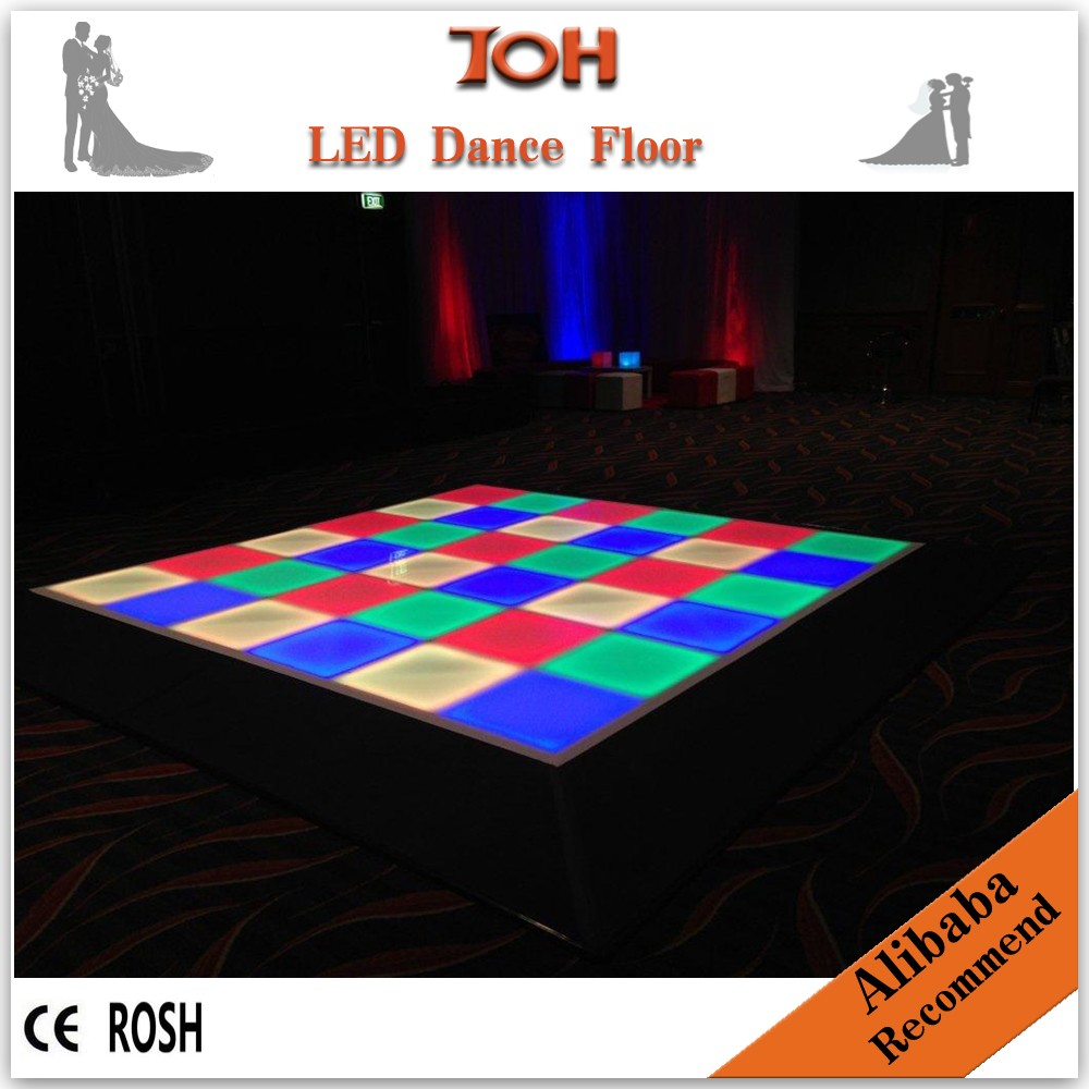 led floor,led floor tiles,led dancing floor dj lighting