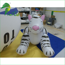 Hongyi Hot sale and New design Advertising Inflatable Tiger,Giant Inflatable Tiger Cartoon
