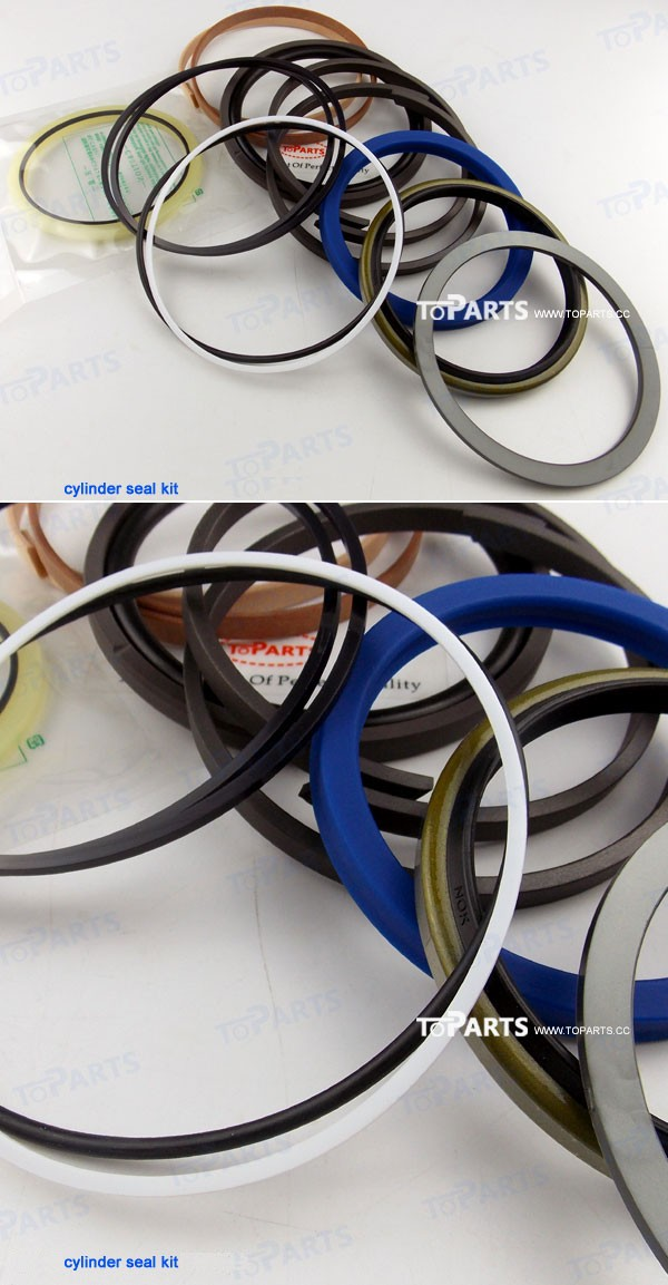 excavator seal kit 0875387 hydraulic stick cylinder seal kit for 320B 320BL