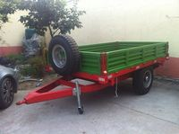 7CX-6T Hot sale ! trailer head price with CE certificate