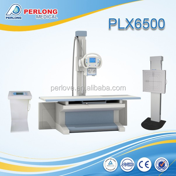 PLX6500A HF Radiography system equipped AEC lumbar and extremities