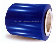 Prepainted galvanized steel coil in sheet PPGI color coated roofing sheets