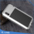 for iphone 6 7 8plus / iphoneX metal aluminum case, 360 degree full coverage with 9H tempered glass film phone shell