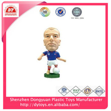 plastic toy soccer players toy new design