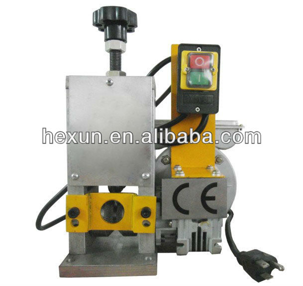 SMS25 cable wire stripping machines 25mm china supplier