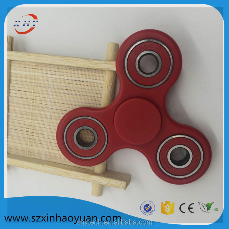 Best Deep Groove Cheap Bulk Plastic Hand Spinner For Children and Adult