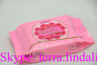 facial wet wipes(make up removal),cheap wet wipes