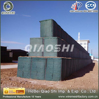 Qiaoshi threat defence protect hesco bastion wall