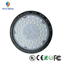 Hot Selling UL DLC Listed 200W Dimmable industrial UFO LED High Bay Light led ceiling lamp