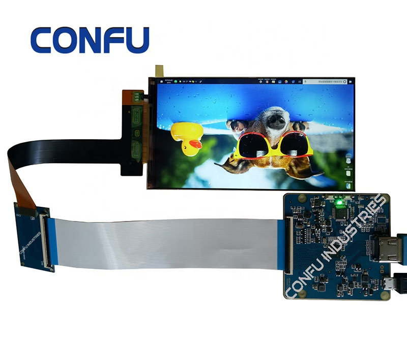 Confu Hdmi To Mipi Dsi Driver Board For Ls055r1sx03 5 5 Inch 2k Lcd Module  2560*1440 Lcd Screen For 3d Printer Ar Vr Hmd China - Buy Hdmi To Mipi