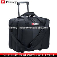 Custom Men Laptop Bag With Trolley