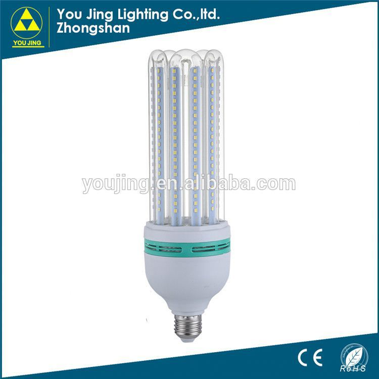 Cost effective 3u led corn light 8w led pl lamp replace u lamp with led pl lamp