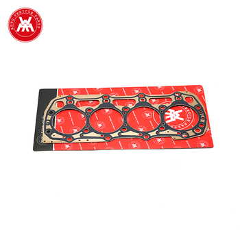original standard tractor engine parts metal 3 layer cylinder  head  gasket   for PK404   111147741