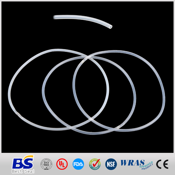 resistant cold clear silicone rubber o ring for door windows