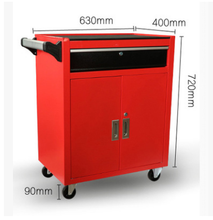 Stainless Steel tool Chest / Mobile Tool Cabinet Trolley / Metal Drawer Roller Tool Cabinet