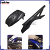 for Yamaha MT03 MT25 Motorcycle Plastic Rear Fender Chain Guard Cover for Yamaha YZF R25 R3
