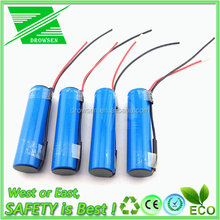 LI-ION KING ICR18650 2000mAh 3.7V rechargeable battery with PCM/BMS 18650 3.7v battery