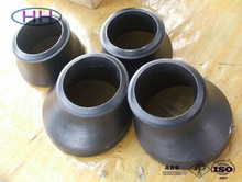 PED & ISO ASTM A234 WPB CARBON STEEL ECC REDUCER PIPE FITTINGS